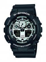 Casio G-Shock Basic GA-100BW-1AER