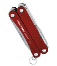 Leatherman Squirt PS4 - Piros