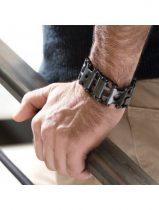 Leatherman TREAD karkötő multiszerszám, metrikus, fekete
