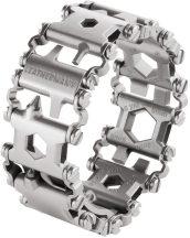 Leatherman TREAD karkötő multiszerszám, metrikus, ezüst