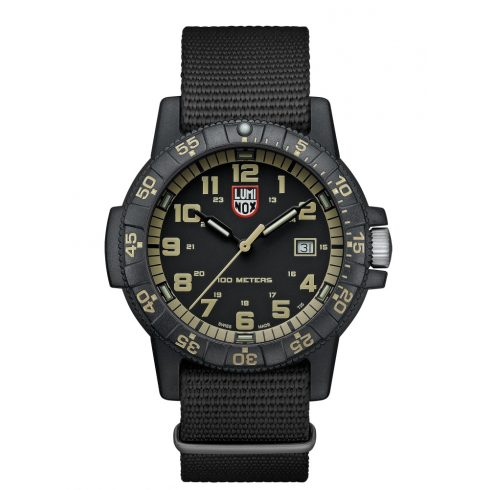 LUMINOX LEATHERBACK SEA GIANT TURTLE 0333