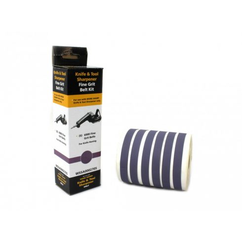WORK SHARP Grit Belt Kit P6000 - késélező szalag