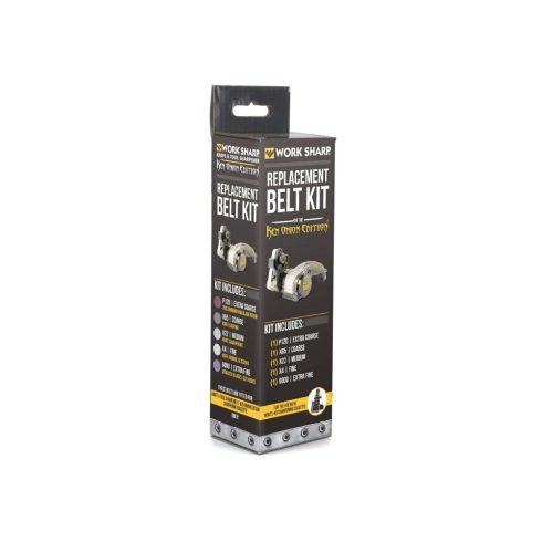 WORK SHARP Ken Onion Edition Belt Kit - késélező szalag