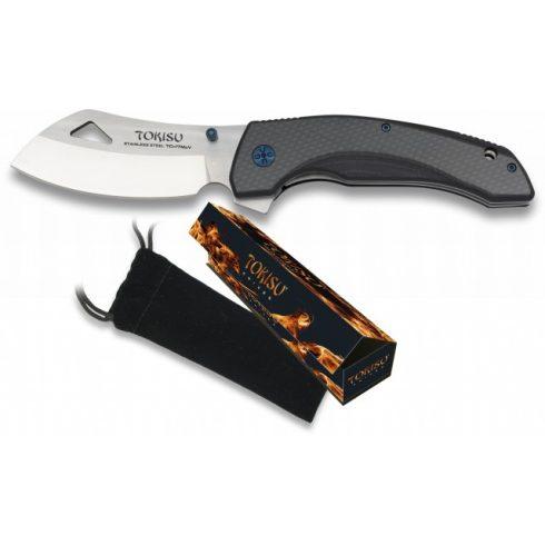 TOKISU pocket knife G10 10 cm