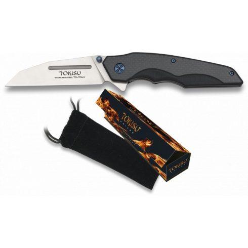 TOKISU pocket knife G10 9.5 cm