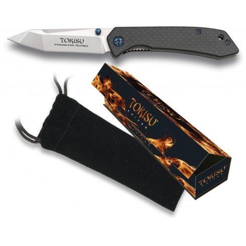 TOKISU pocket knife G10 6.6 cm