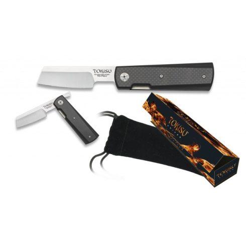 Tokisu zseb kés 8,5 cm
