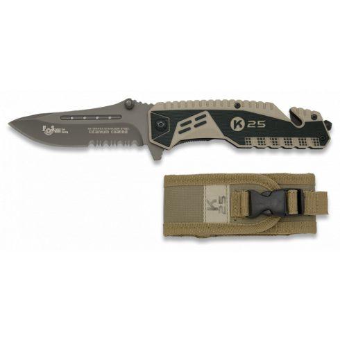 K25 19443 Összecsukható Taktikai kés