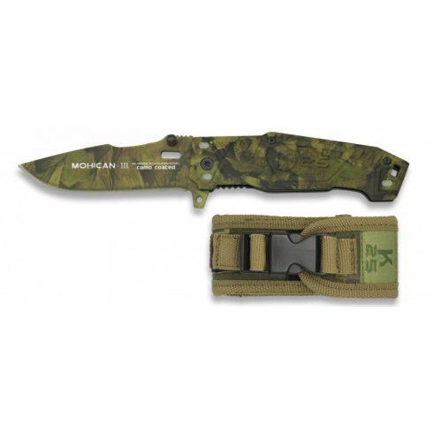 K25 19542 Mohican III Összecsukható Taktikai kés