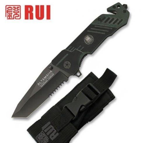 K25 19549 Altamha Összecsukható Taktikai kés
