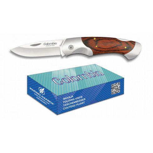 ALBAINOX Pocket knife COLOMBIA. Stamina 7.6cm zsebkés