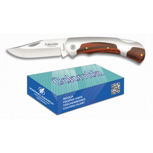 ALBAINOX Pocket knife COLOMBIA stamina. 8.7 cm zsebkés