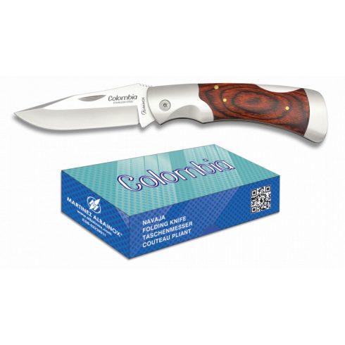 ALBAINOX Pocket knife COLOMBIA. Stamina 8.5cm zsebkés