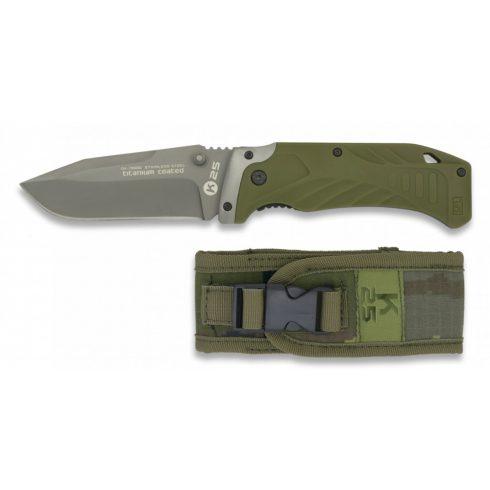K25 19660 Összecsukható Taktikai kés