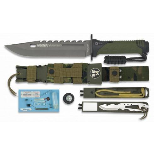 K25 32019 THUNDER I Taktikai kés