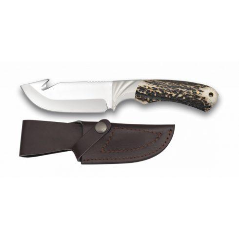 ALBAINOX Hunting knife. Handle in deer stag vadászkés