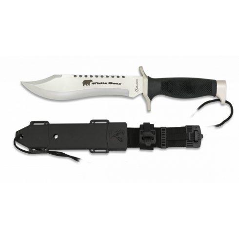 Survival knife ALBAINOX -WHITE BEAR 18 cm kés
